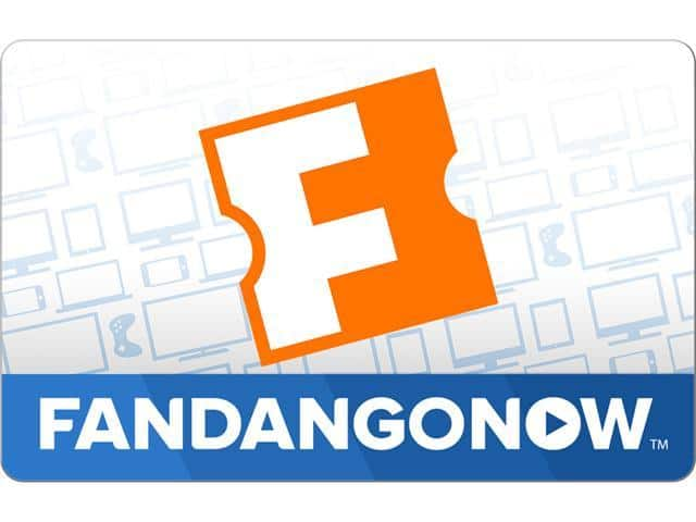 FandangoNOW $25 Gift Card (Email Delivery) @Newegg $20