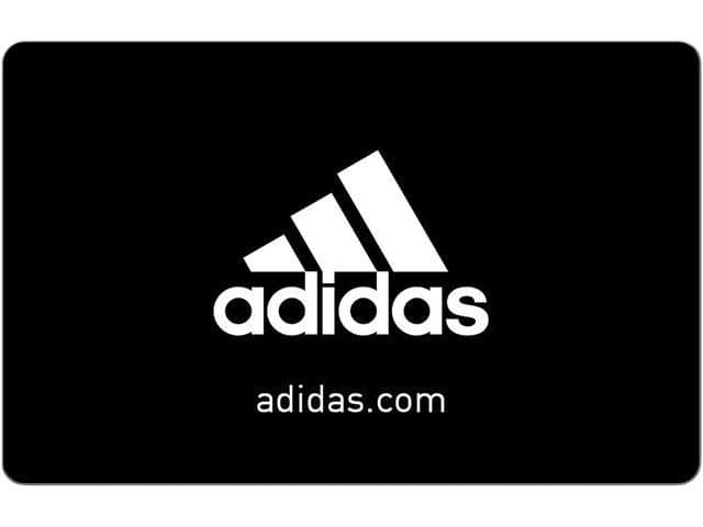 Adidas $50 Gift Card (Email Delivery) + $10 promo GC @Newegg