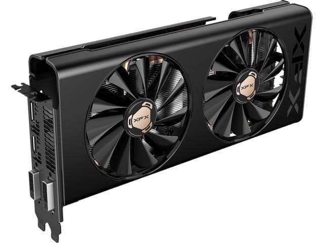XFX Radeon RX 580 RX-580P8RFD6 8GB Vlideo Card (+ 3 months of Xbox Game Pass) @Newegg $150