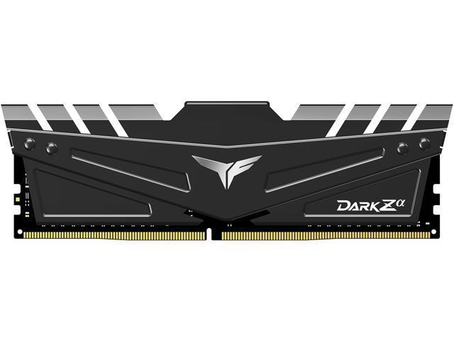 32GB (2x 16) Team T-FORCE Za DDR4 3600 Desktop RAM Kit @Newegg $129.99