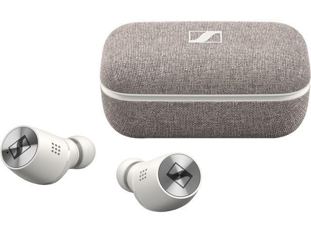 Sennheiser MOMENTUM True Wireless 2 Active Noise Cancelling In-ear Headphones (White) + 4500 egg pts @Newegg $299.95