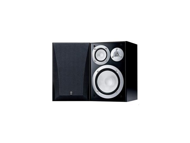 Yamaha NS-6490 3-Way Bookshelf Speakers (pair), Black Finish (+ $20GC) @Newegg $130
