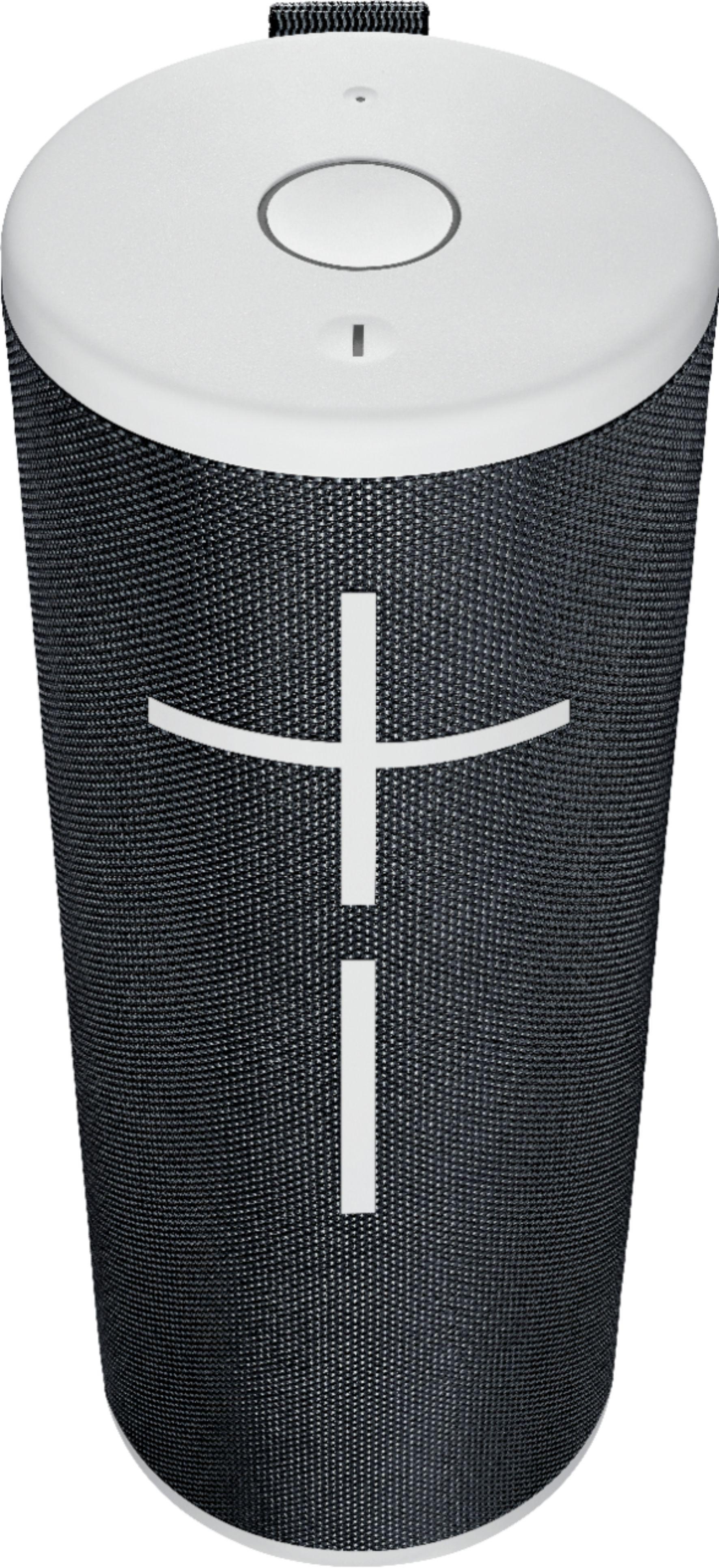 Ultimate Ears - UE MEGABOOM 3 Portable Bluetooth Speaker (+Charging Dock) Moon | Black | Lagoon Blue @BestBuy $120