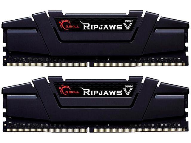 16GB (2x8) G.SKILL Ripjaws V Series DDR4 3600 CL16 Desktop RAM Kit @Newegg $78