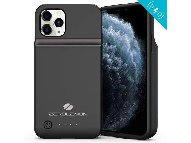 "ZEROLEMON SlimJuicer iPhone 11 Pro 5.8"" Battery Case w/Wireless charging 4000mAH @Newegg $19"