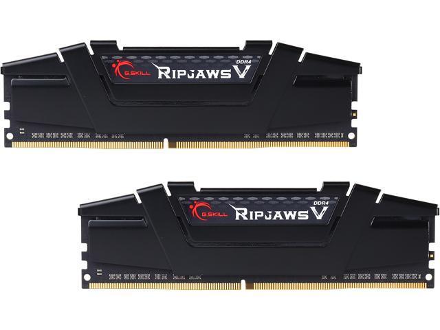 16GB (2x8GB) G.Skill Ripjaws V Series DDR4 3600 Desktop Memory $65