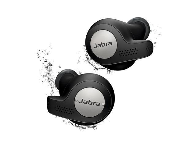 Jabra Elite Active 65t Titanium Black   Copper Blue True Wireless Sport Earbuds (+ $7 GC) *RFB* @Newegg $49.99