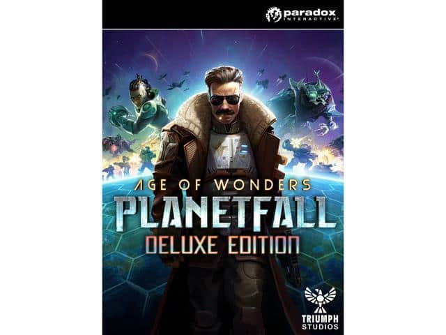 Age of Wonders: Planetfall Deluxe Edition, Online Game Code $27.99