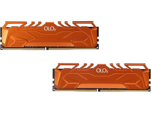 32GB (2x 16) OLOy DDR4 3600 Desktop RAM Kit @Newegg $117