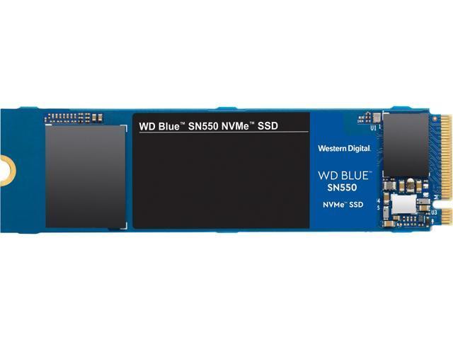 500GB WD Blue SN550 NVMe M.2 2280 SSD @Newegg $61