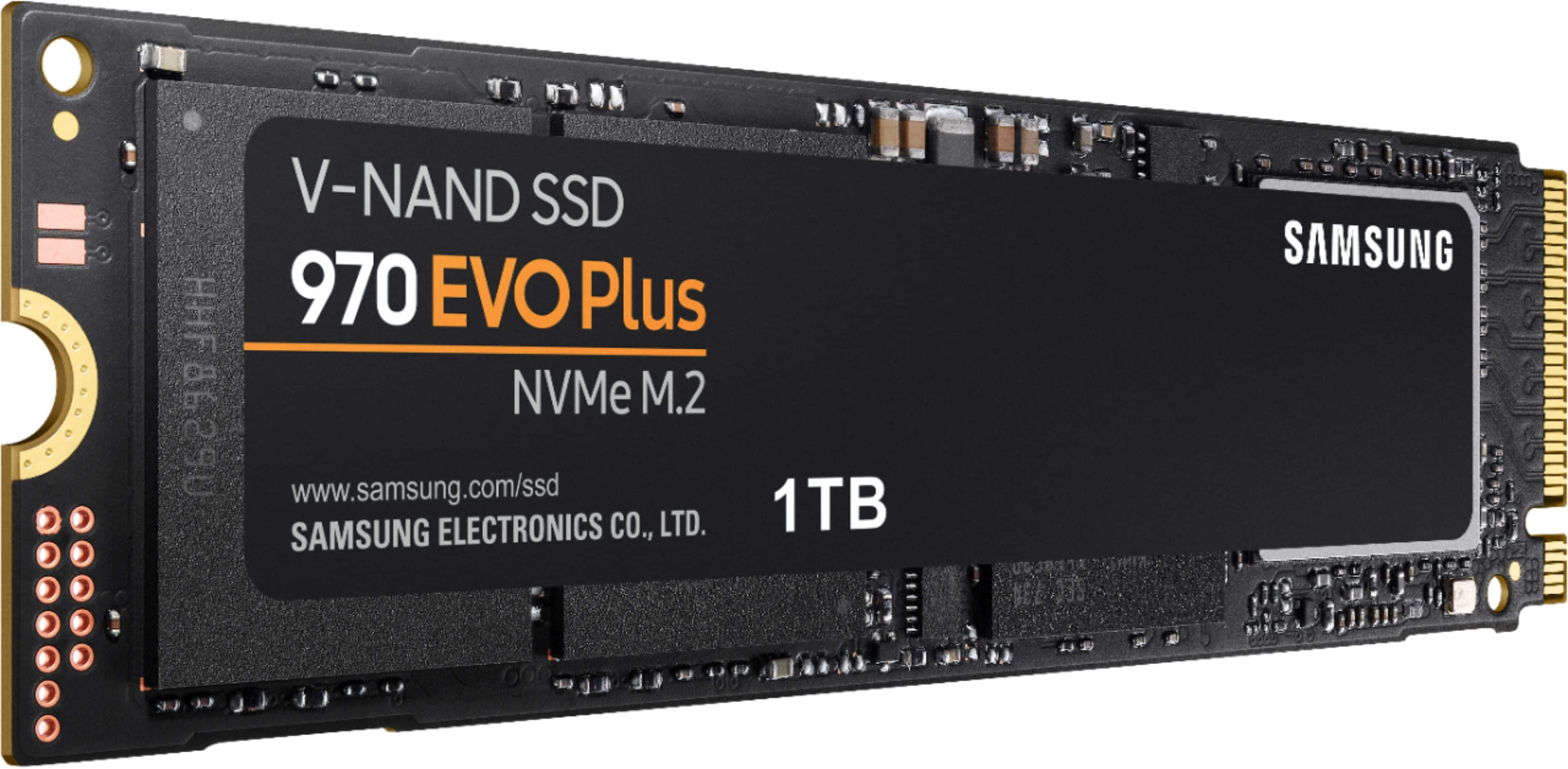 500GB Samsung - 970 EVO Plus NVMe SSD @BestBuy/ Amazon $100