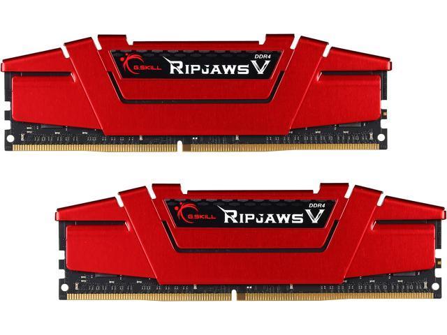 32GB (2x16 ) G.SKILL Ripjaws V Series DDR4 3200 Desktop RAM Kit $100