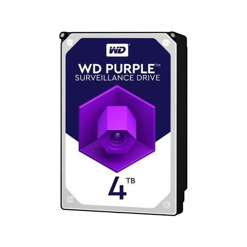WD Purple 4TB Surveillance Hard Disk Drive $95