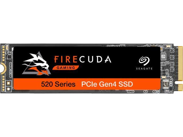 2TB Seagate Firecuda 520 Gen4 NVMe SSD @Newegg $358 AC;  500GB / $99 AC