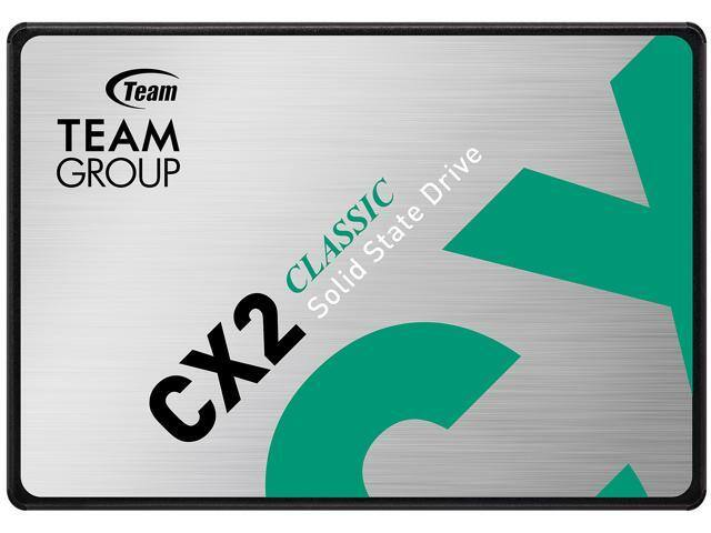 "Team Group CX2 2.5"" 512GB SSD @Newegg $44"