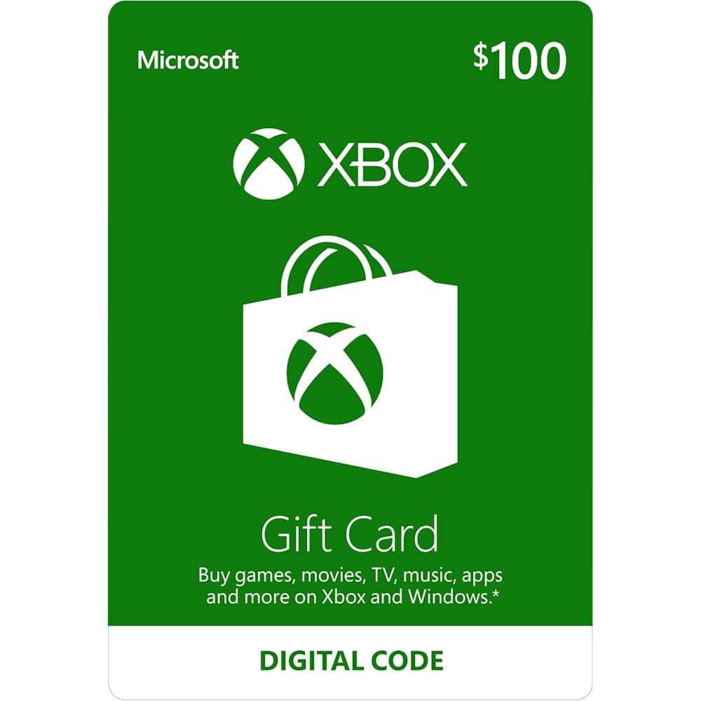 10% off XBox and Nintendo Gift Cards @BestBuy