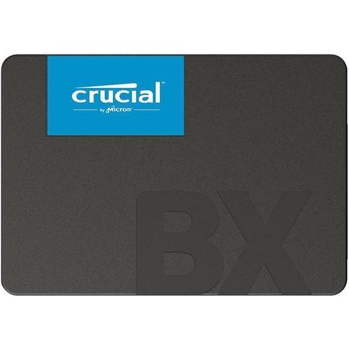 "240GB Crucial BX500 2.5"" SSD @Newegg  (2x 1TB / 170) $27"
