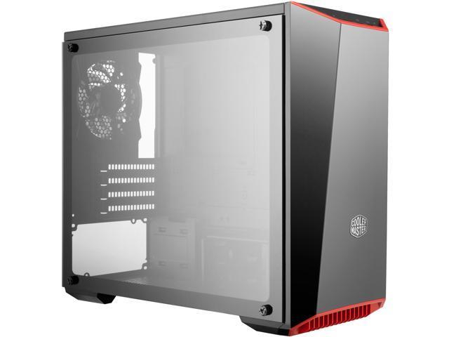 Cooler Master MasterBox Lite 3.1 mATX Tempered Glass Case @ Newegg (AR) $40