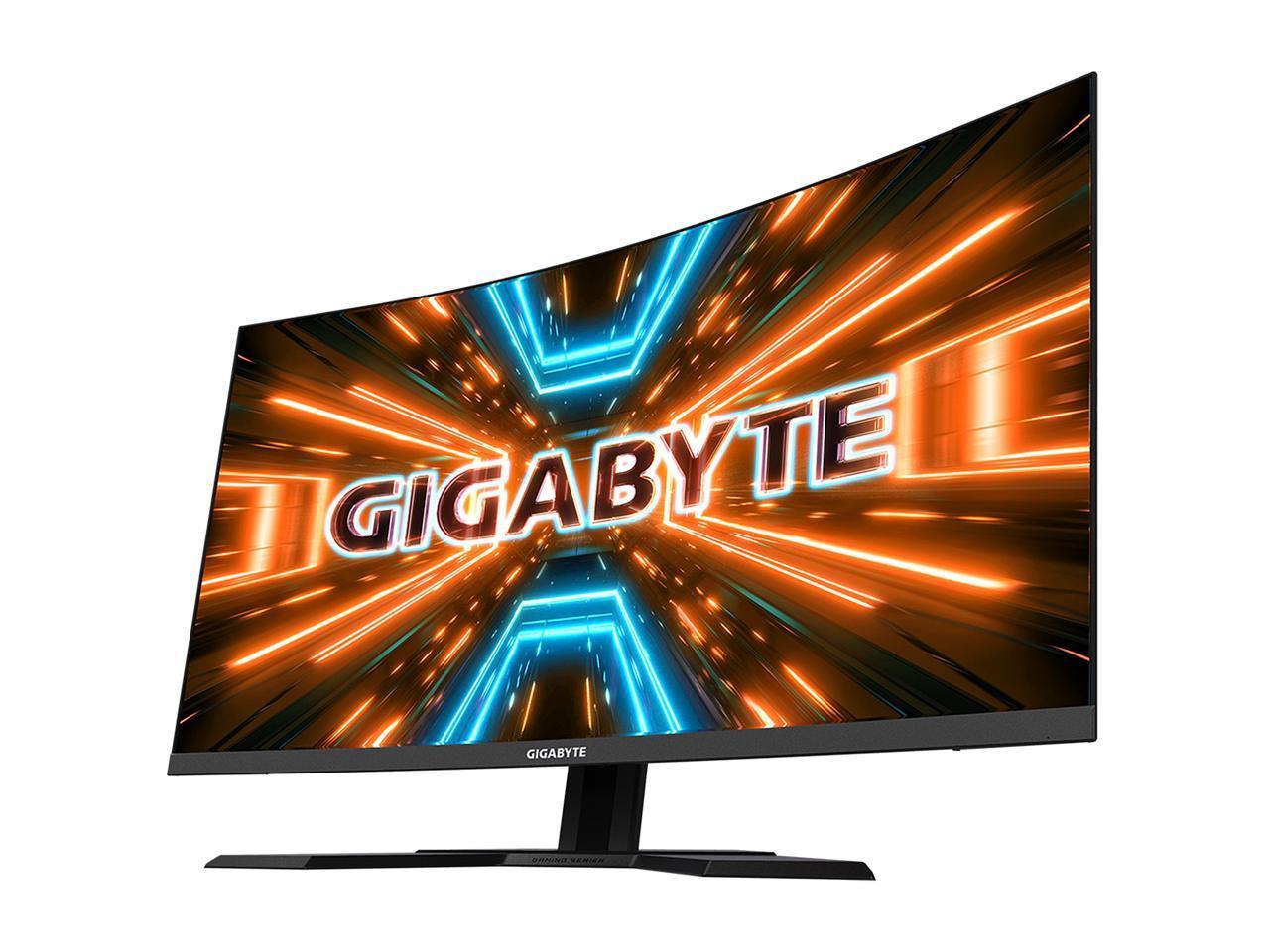 "GIGABYTE G32QC 32"" 165Hz WQHD VA 1500R Monitor @newegg $315"