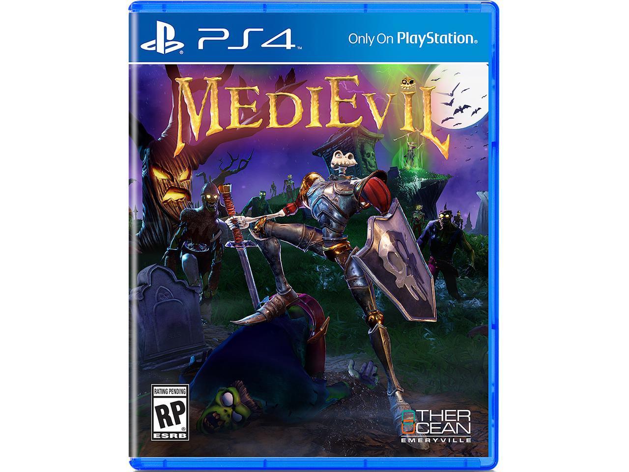 MediEvil - PlayStation 4 @Newegg $15