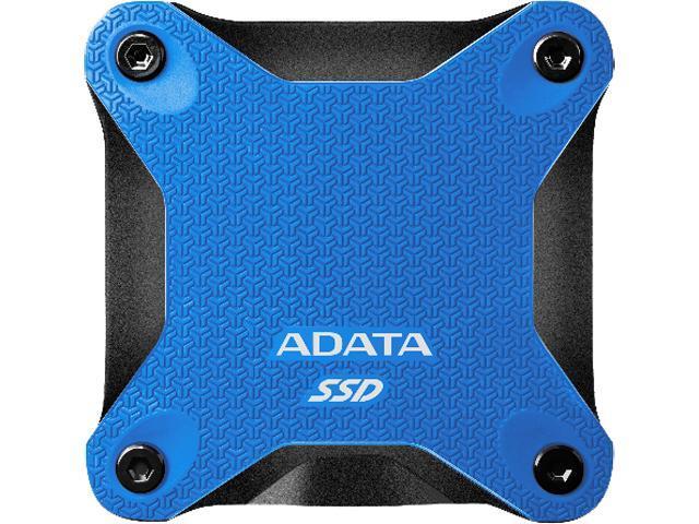 ADATA SD600Q 480GB USB 3.2 Portable SSD (+$5GC)@Newegg $50