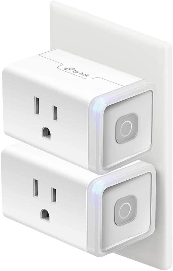 Kasa Smart Plug HS103P2 2-pk @Amazon FS w/Prime $12.75