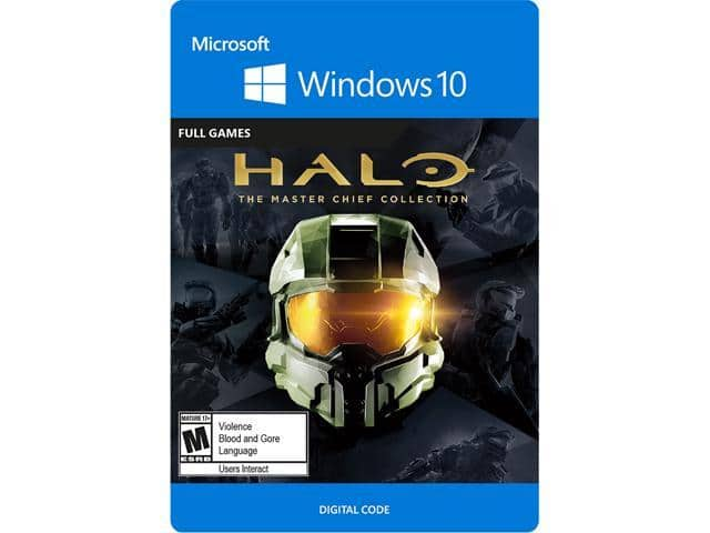 Halo: The Master Chief Collection (Win10 Digital) $15 @Newegg  (also Forza Horizon 4: Xbox One / Windows 10 $22.50AC); RDR2: Ultimate ed XB1 $36AC and more