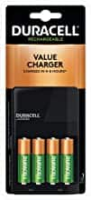Duracell - Ion Speed 1000 Battery Charger Includes 4 AA Batteries $11.39 @Amazon w/S&S (or less)