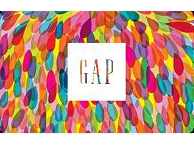 GAP $50 Gift Card (Email Delivery) $40