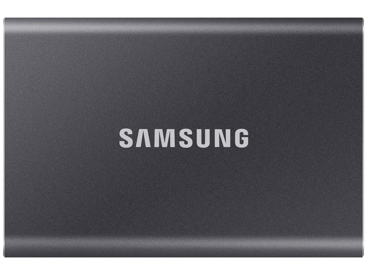 Samsung T7 2TB External USB 3.2 Gen 2 Portable Solid State Drive $255AC @Newegg; 1TB Crucial X8 / $106