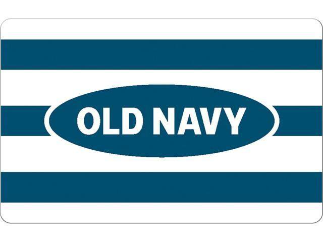 Old Navy $50 Gift Card  (Email Delivery) @Newegg $40