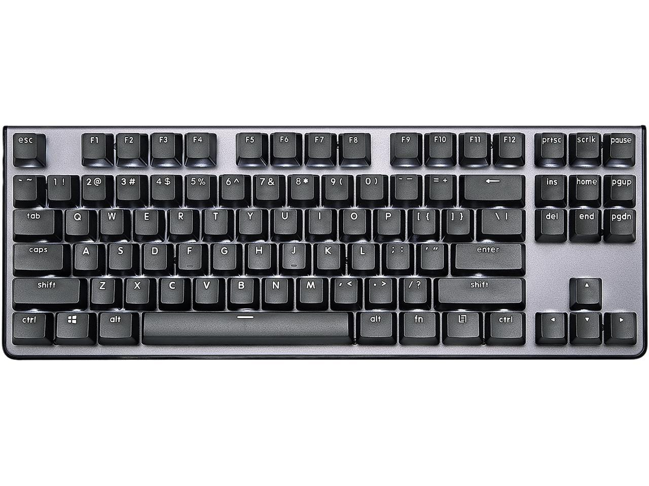 G.Skill KM360 Tenkeyless Mechanical Keyboard (Blk) w/ Cherry MX Switches @Newegg $44