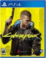 Cyberpunk 2077 Standard Edition + SteelBook Case (PS4/PS5, Xbox One/Xbox Series X) $30 at Best Buy