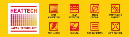 UNIQLO has free HEATTECH voucher (up to $14.90) in stores only