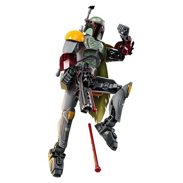 LEGO Star Wars Boba Fett 75533 Building Kit $23.99 w/ Amazon Prime