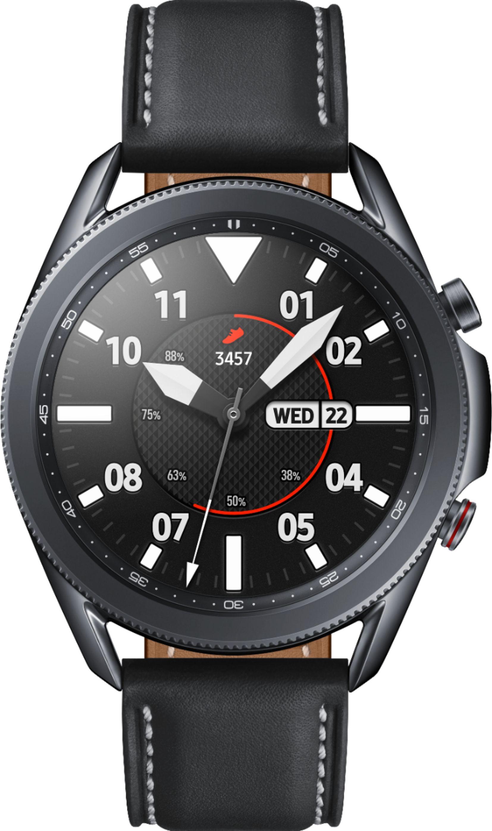 Samsung Galaxy Watch 3 with Unlocked LTE $379