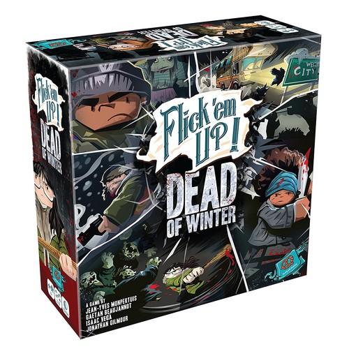 Flick 'em Up!: Dead of Winter $21.95 + tax @ Amazon