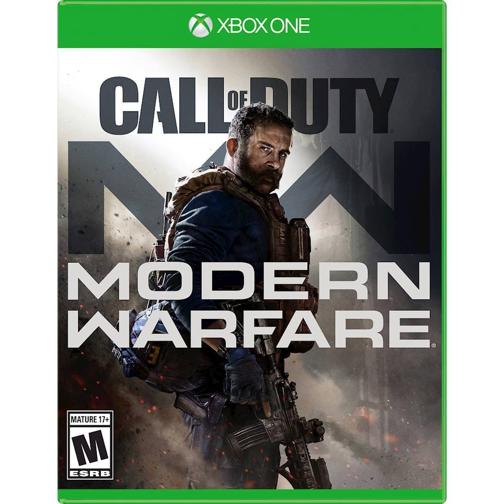 Call of Duty: Modern Warfare (PS4 or Xbox One) $38 + Free S/H