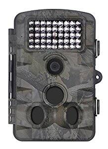 1080P HD Trail & Game Camera, 12MP Mini Night Vision Wildlife Camera - $49.79 after 17% Discount @ Amazon