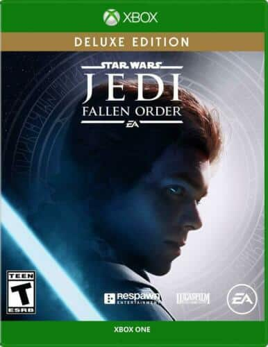 Xbox One: Star Wars: Jedi Fallen Order Deluxe Edition $45.99 (free shipping) - Physical Download Code