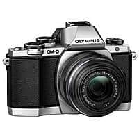Amazon Deal: Olympus OM-D E-M10 Camera with 14-42mm Lens $499, $449 body-only