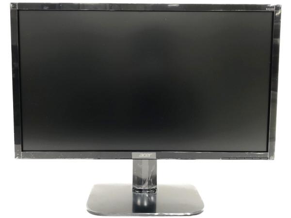 "Acer 24"" FHD Widescreen LCD Monitor, VESA Mount, Model #, KA240H.  $99.99+free ship @office depot"