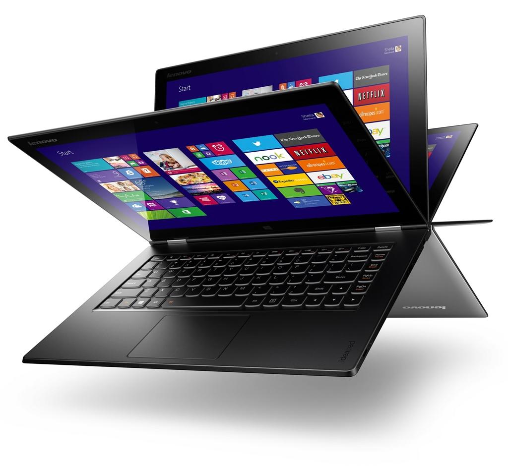 "Refurbished Lenovo Yoga 2 Pro, i7-4500U, 8GB RAM, 256GB SSD, QHD+ 3200x18 00 13.3"" IPS Multi TouchScreen $934 (or $899 after coupon) + Free Shipping @ Newegg"