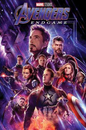 Buy Used To Own - Avengers: Endgame 4K Blu-ray  $3.99 @ Redbox - YMMV