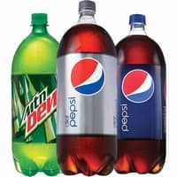 Pepsi 2 liter bottle sale 99¢ with card (Limit 5) @CVS