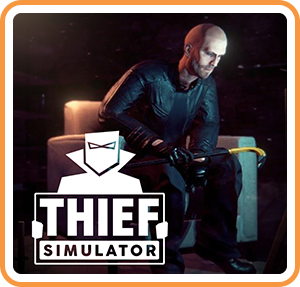 Thief Simulator (Nintendo Switch) $1.99
