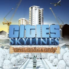 Cities: Skylines - Carols, Candles and Candy (PS) for Free