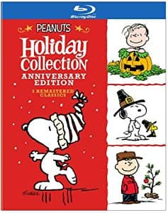 Peanuts Holiday Anniversary Collection (BD) [Blu-ray] Pre-Order through Amazon $20