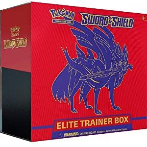 50% off Pokemon Cards TGC Sword and Shield Elite Trainer | Super crazy deal @ Amazon $29.99