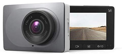 """YI-1080P60-Dashboard-G-Sensor-Recording/dp/B01C89GCHU/ YI Smart Dash Cam, 2.7"""" Screen 1080P60 Full HD 165 Wide Angle Front Dashboard Camera $39.99"""